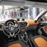 Der neue smart forfour, 2014The new smart forfour, 2014