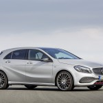 Mercedes-Benz A-Klasse (W 176) 2015Mercedes-Benz A-Class (W 176