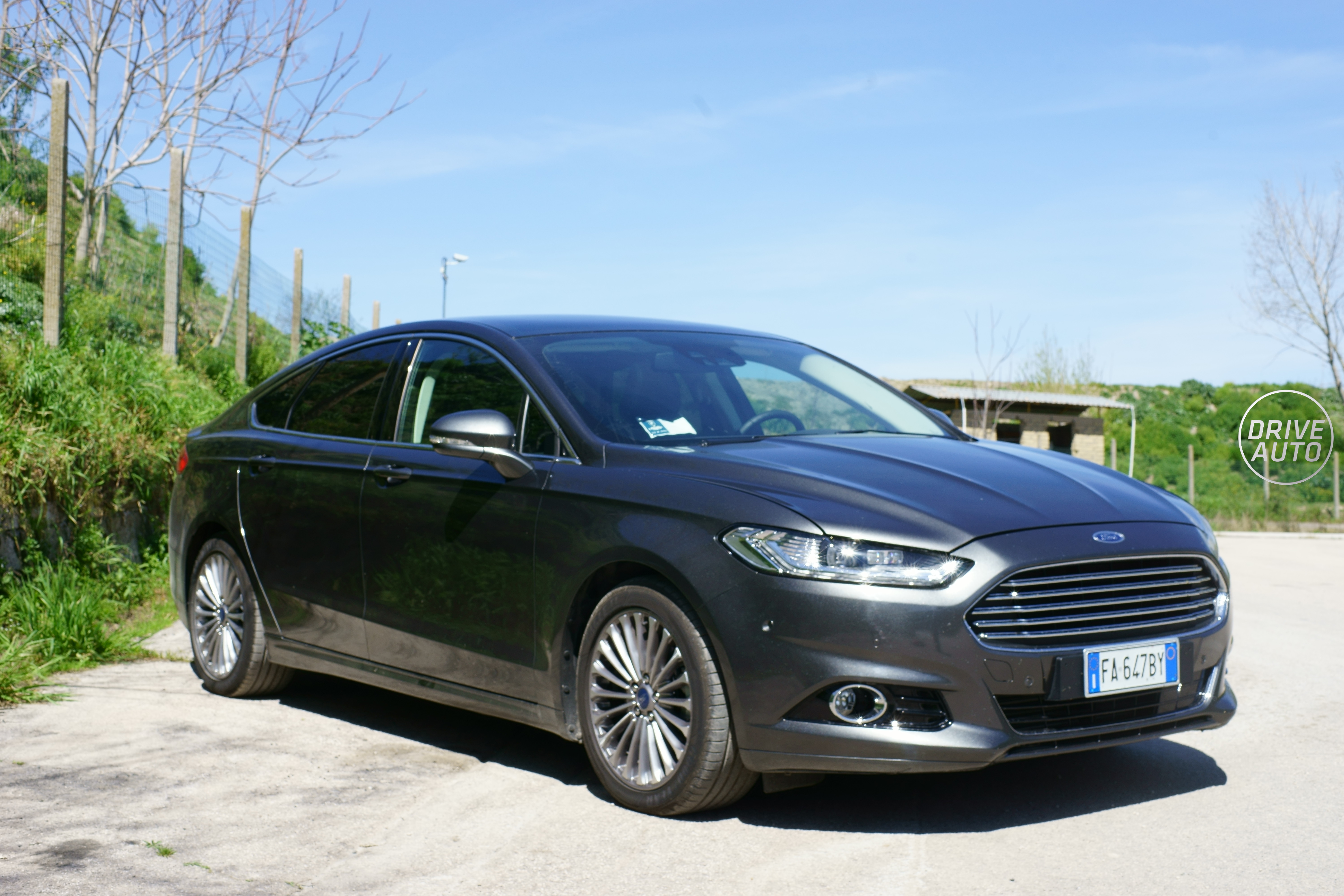Test: Ford Mondeo