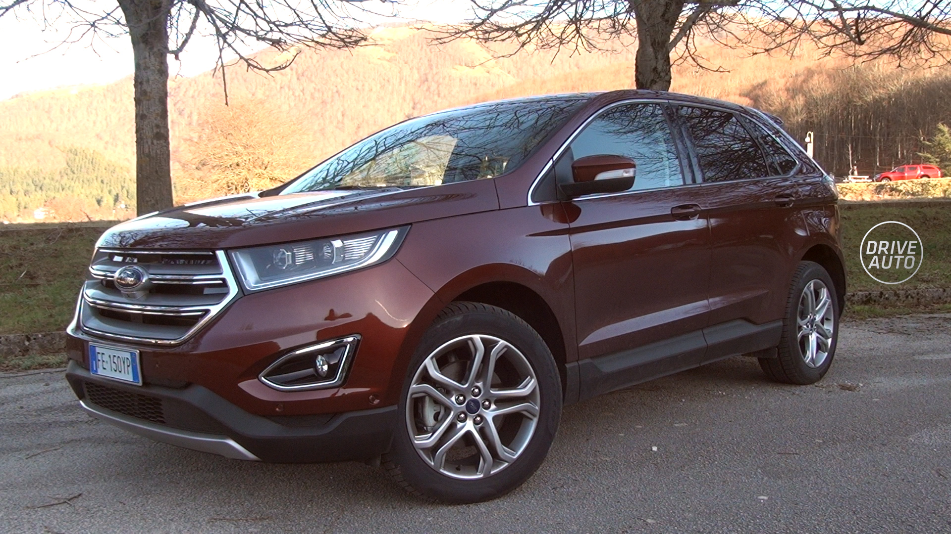 Test: Ford Edge 2.0 TDCI Powershift Titanium