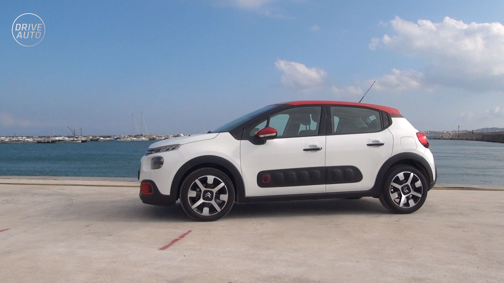Test: Citroen C3 Shine