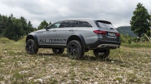 PFV E-Klasse All-Terrain 4x4 July 2017