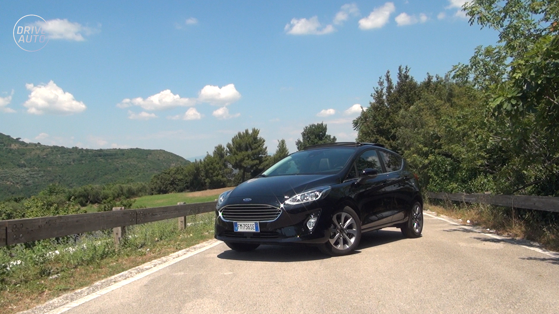 Test: Ford Fiesta