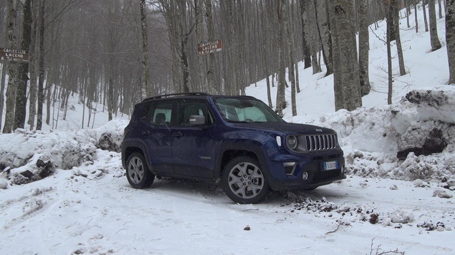 Test: Jeep Renegade